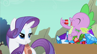 Rarity not if S1E19