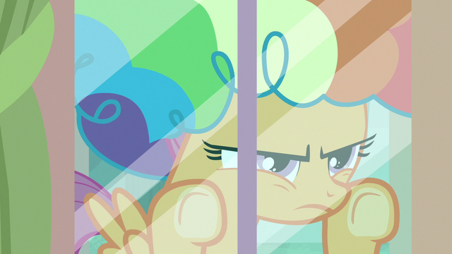 File:Scootaloo looking through Sugar Belle's window S7E8.png