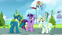 """Sky Stinger """"I wouldn't be surprised if"""" S6E24"""