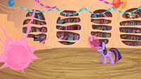 Spike tries to escape again S2E10