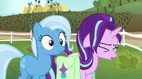 Starlight Glimmer groaning with exasperation S7E2