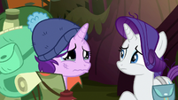 Starlight Glimmer starting to cry S8E13
