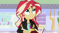 Sunset Shimmer opens up to Starlight Glimmer EGS3