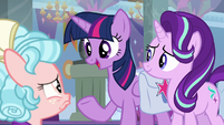 "Twilight ""she'll have you to help her"" S8E25"