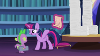 "Twilight ""they won a zeppelin cruise"" S7E22"