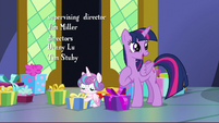 "Twilight Sparkle ""I've done some shopping"" S7E3"