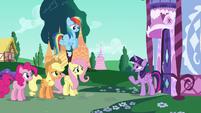 Twilight Sparkle --I think you're all overreacting-- S6E9