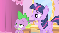 Twilight Spike I got you S1E20