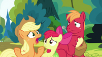 Applejack -how did we not know-!- S7E13