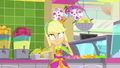 Applejack juggling a pair of paper cups SS9.png
