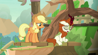 Autumn -haven't seen then bloom since- S8E23