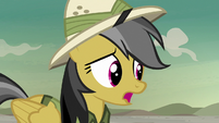 "Daring Do ""how do you know?"" S7E18"