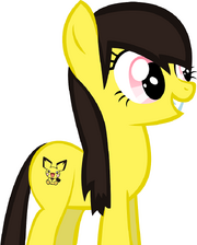 FANMADE Steph's OC vector by HaloTheDash