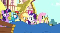 Main ponies watch yovidaphone deflate S8E18