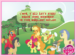 My Little Pony Apple family memories Facebook