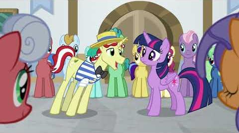 My Little Pony Friendship is Magic - Friendship U Ukrainian in STEREO