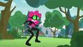 Pinkie Pie dressed as a cat burglar EG3.png