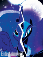 Princess Luna-Nightmare Moon poster