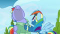 "Rainbow Dash ""dad, hold it together"" S7E7.png"