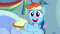 "Rainbow Dash ""let me make it up to you"" S7E23"