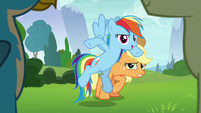 "Rainbow Dash ""the best field trip"" S8E9"