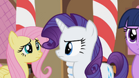 Rarity & Fluttershy impressed S2E8