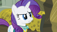 Rarity 'come again' S4E14