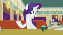 Rarity --all over Equestria-- S6E9