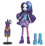 Rarity Equestria Girls Rainbow Rocks Fashion Set