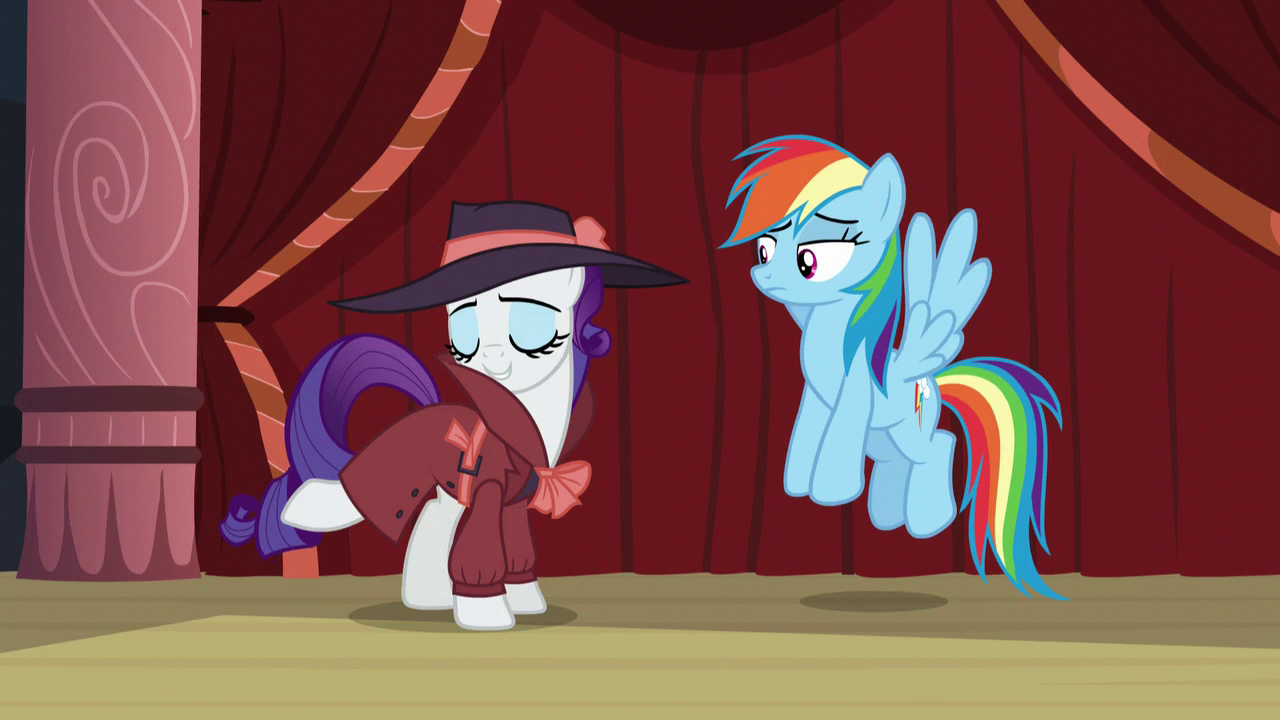 image rarity tries to channel shadow spade s5e15 png my little
