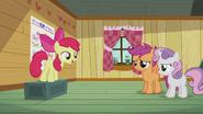 S05E18 Apple Bloom motywuje przyjaciółki