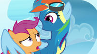 Scootaloo -is something wrong-- S7E7