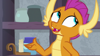 Smolder -I love my brother and all- S8E11