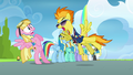 Spitfire shouts at the pink Pegasus S3E07.png