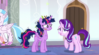 "Starlight Glimmer ""it was a challenge"" S8E15"