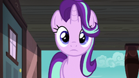 Starlight hears Sunburst mention antiquing S7E24