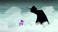 The Spirit of Hearth's Warming Yet To Come hovers over Snowfall S06E08