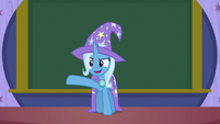 "Trixie ""will put on a magic show!"" S8E15"
