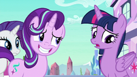 "Twilight ""wish there was a way to do both"" S6E1"