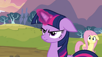 Twilight 'you've pushed your crew' S2E22
