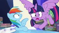 Twilight -sent the Pony of Shadows to limbo!- S7E25