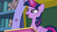 Twilight -we'll learn all about them- S8E15