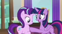 Twilight putting her trust in Starlight S8E15