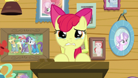 Apple Bloom about to cry S9E12