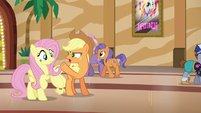 "Applejack ""there's another friendship problem here"" S6E20"
