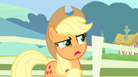 Applejack 'Maybe' S4E11