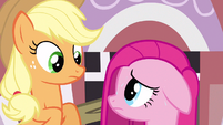 Applejack there you go S3E13