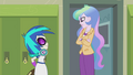 DJ Pon-3 in trouble EG2.png
