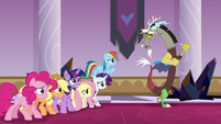 "Discord ""I was really rooting for you"" S9E2"