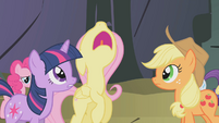 "Fluttershy ""I'm scared of dragons!"" S1E07"
